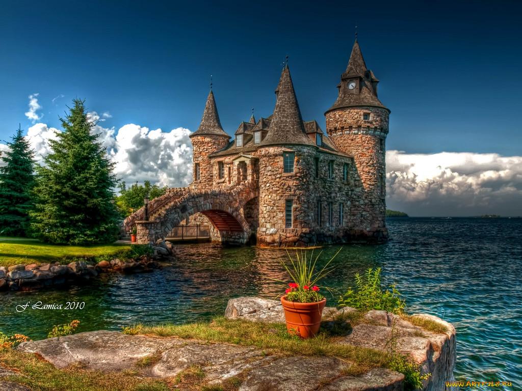 Картинки крепость на море